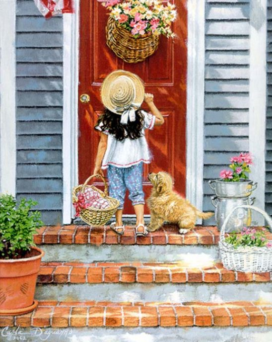 Unexpected Guest by Carla D'aguanno