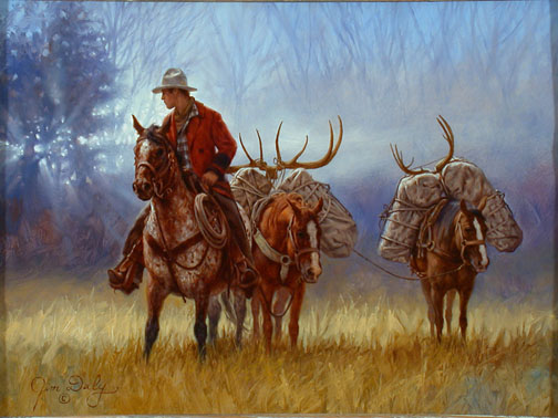 A Good Hunt by Jim Daly