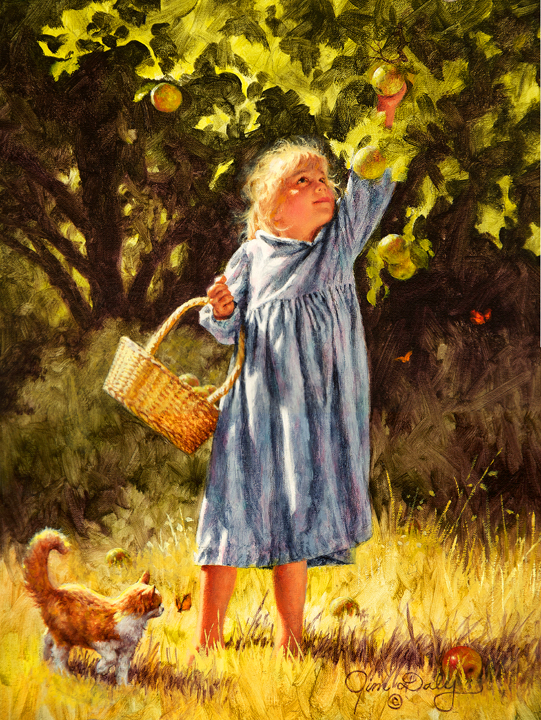 Apples For Pie by Jim Daly