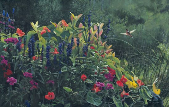 Bateman Flowers by Terry Isaac