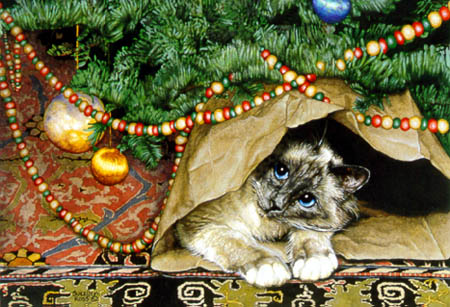 Blueberry's First Christmas by Sueellen Ross