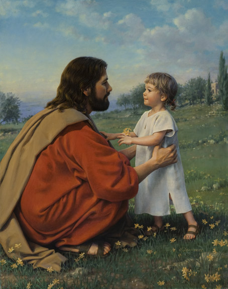 Come Unto Me by Kathy Lawrence