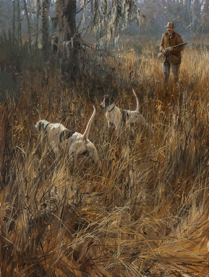 Historic Hunts, North America – Early Find by John Seerey-Lester