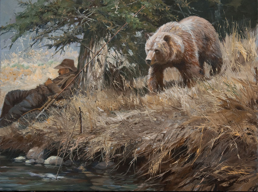 Historic Hunts, North America – Out for the Count by John Seerey-Lester