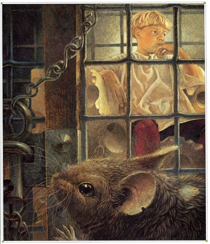 In the Mousetrap by Richard Jesse Watson