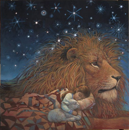 PSM23 Forever (Lion) by Richard Jesse Watson