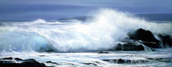 Seascape  by Peter Ellenshaw #2152