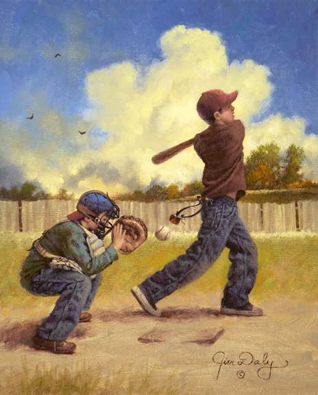 Strike Three by Jim Daly