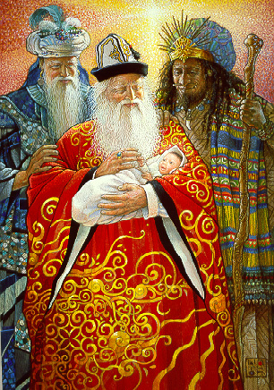 The Gift To The Magi by Richard Jesse Watson