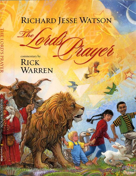 The Lord's Prayer by Richard Jesse Watson