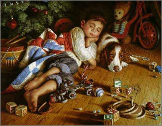 To All a Good Night by Jim Daly