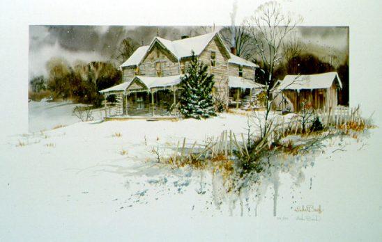 The Homestead 8701 by Luke Buck