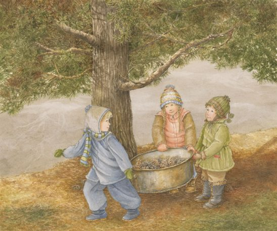 Pine Harvest by Catherine Simpson
