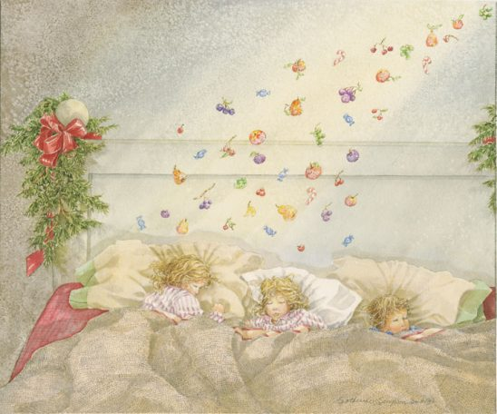 Visions of Sugarplums by Catherine Simpson