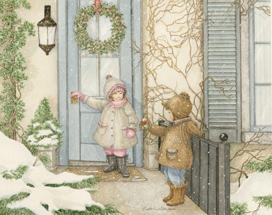 Girl Next Door by Catherine Simpson