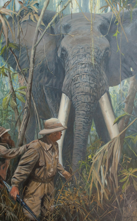 Jungle Impasse by John Seerey-Lester