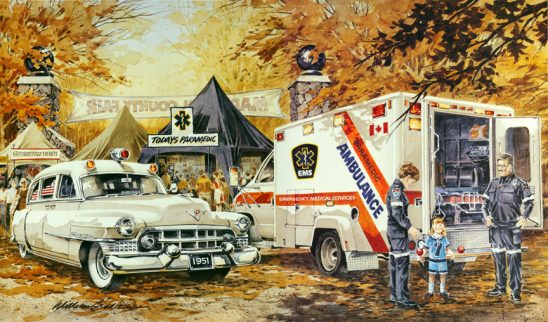 EMS by William Biddle