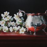 Waiting For Cherries by Arleta Pech