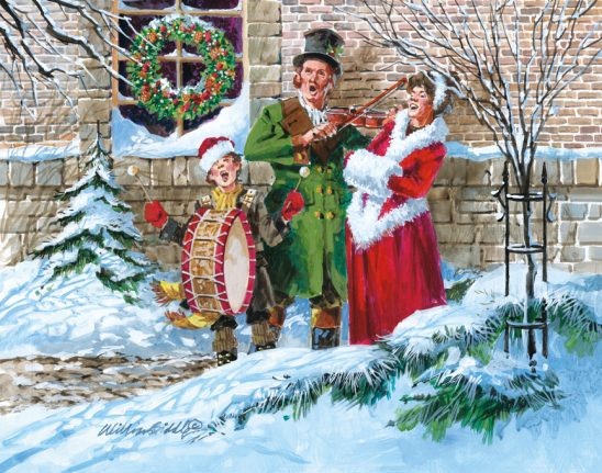 Holiday Cheer by William Biddle