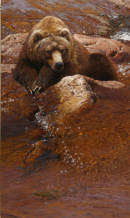 Just Chillin by Rod Lawrence