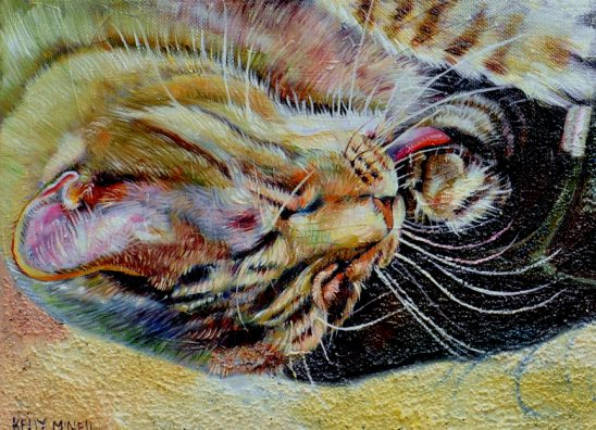 Jelly Bean by Kelly McNeil