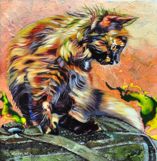 Kitty by Kelly McNeil