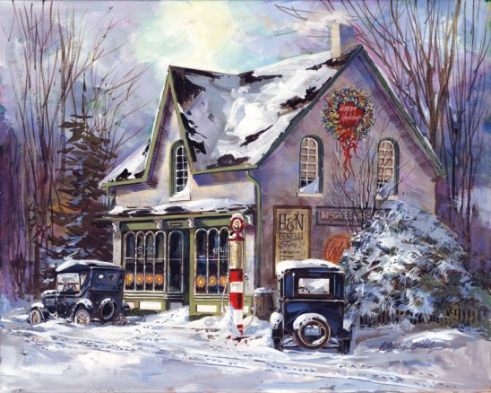 To all a Good Night by William Biddle