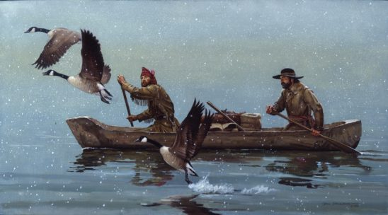 Heading South by Don Spaulding