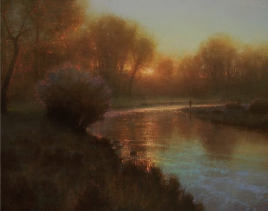 In the Quiet of the Morning by Brent Cotton