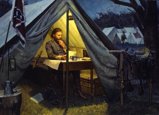 The Loneliness of Command by Don Spaulding