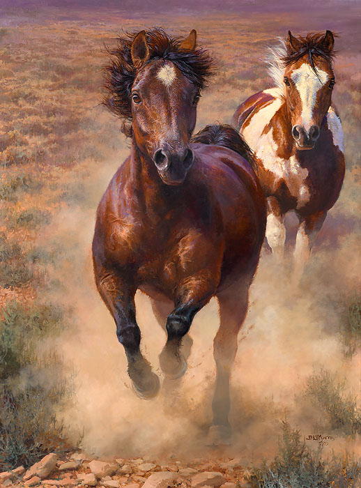 Into the Great Wide Open by Bonnie Marris