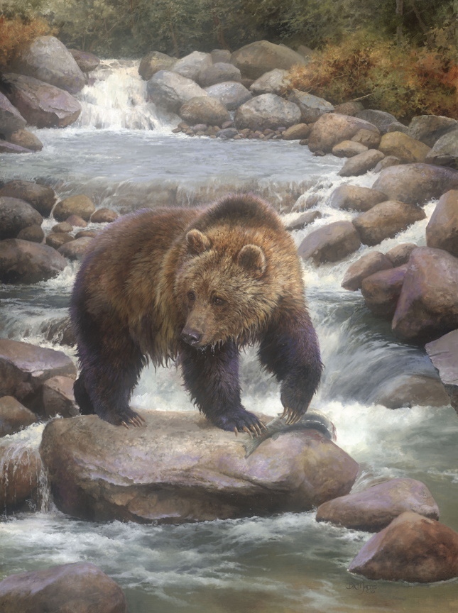 The River Wild by Bonnie Marris