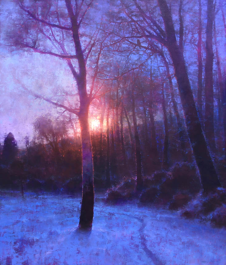 Winter Silence by Brent Cotton