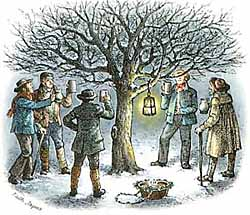 Christmas – Jaques – Christmas Wassail Songs GXB05227 © Wind River Studios