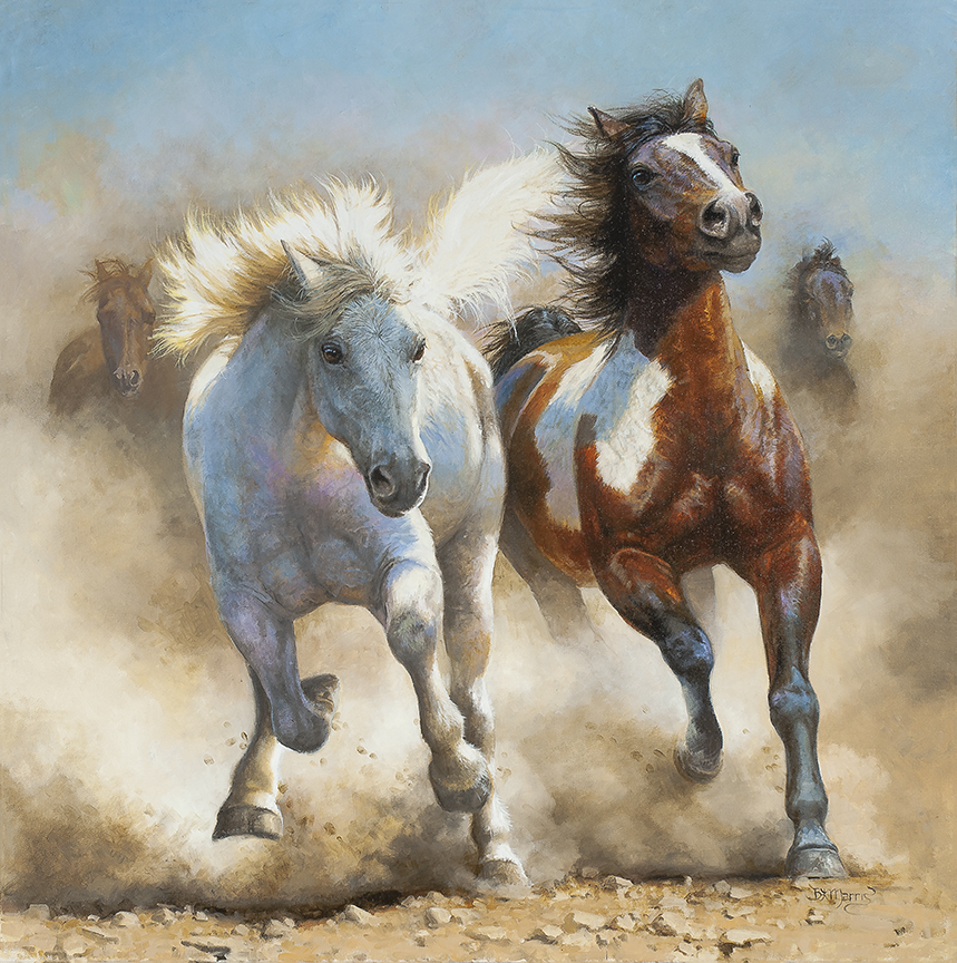 Wild Horses by Bonnie Marris