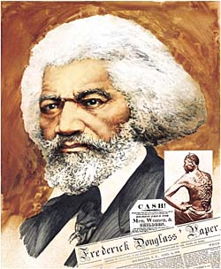 GXB15198 Frederick Douglass by Chris Calle © Wind River Studios
