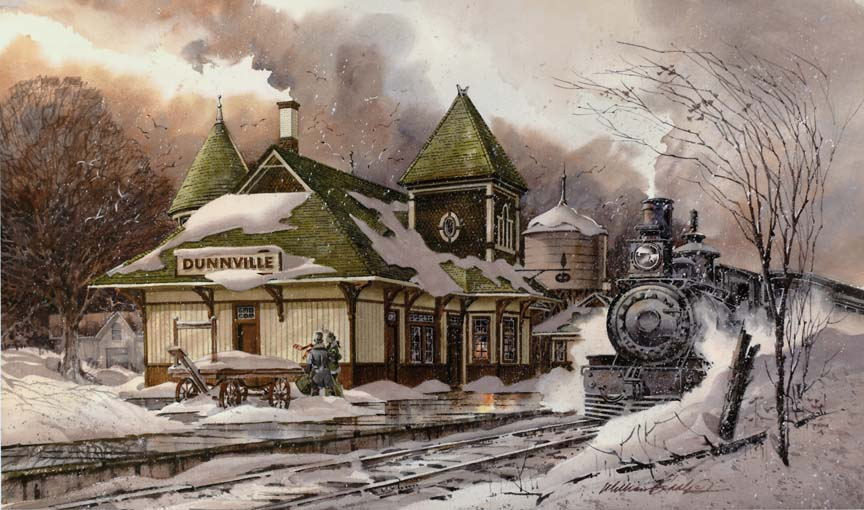 Dunnville 6999 by William Biddle