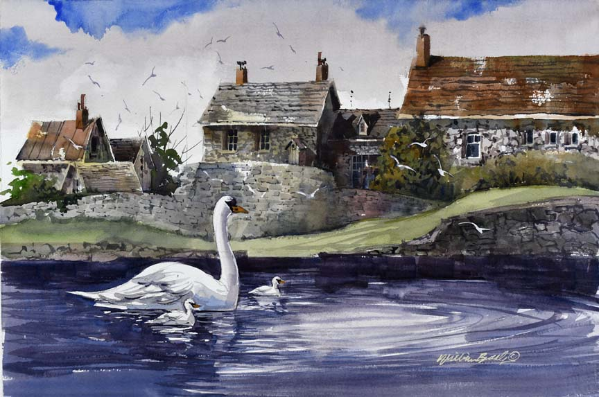 Swan City 7126 by William Biddle