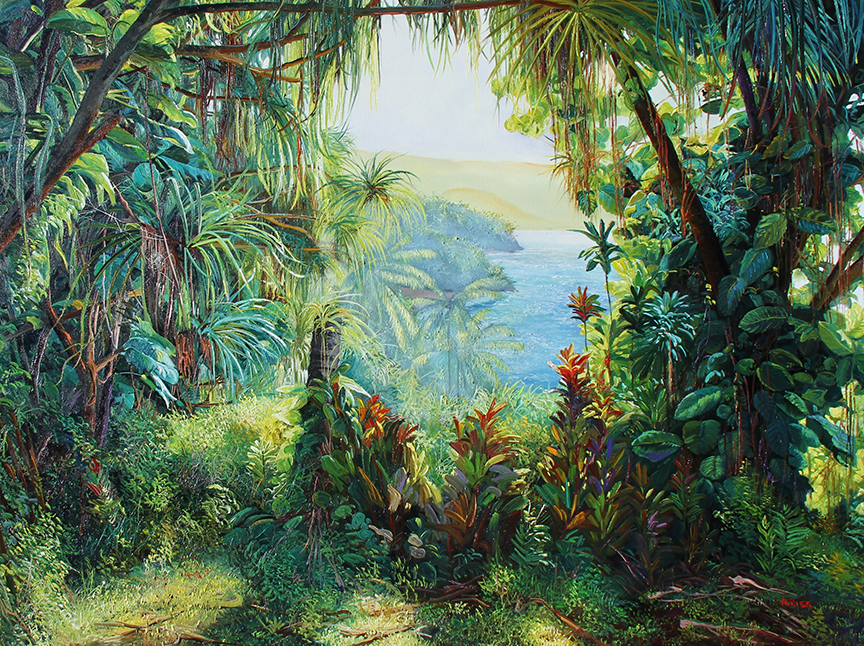 It's a Jungle Out There 97129 by Andrew Kiss
